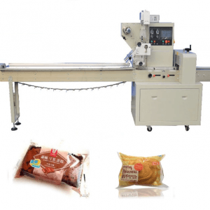 Automatic Horizontal Pillow Packing Machine