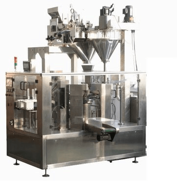 Pouch Packing Filling Machine 1
