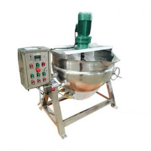 Steam Jacket Kettle 50-600L