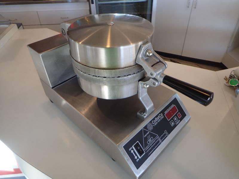 Waffle Maker Cobatco
