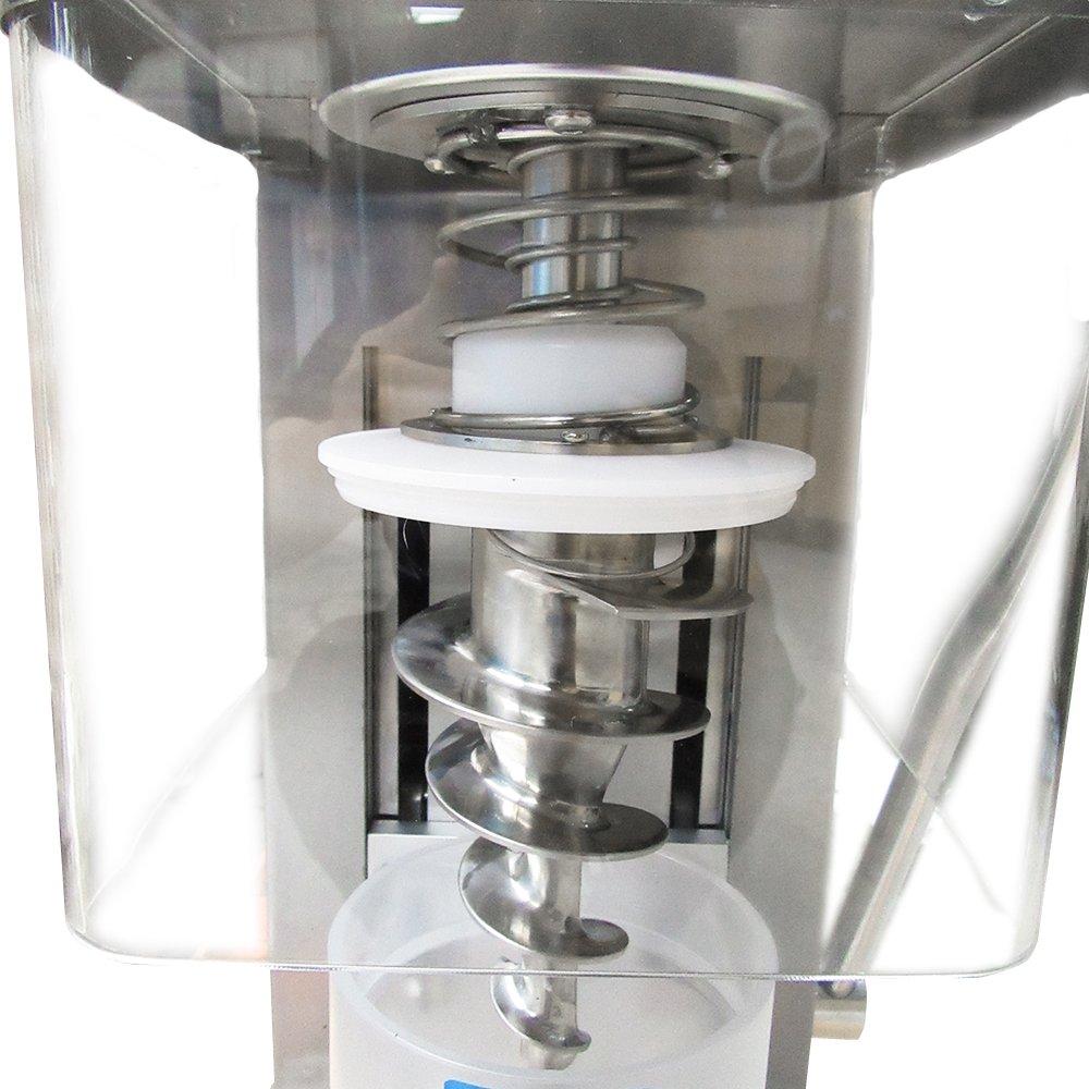 Drill Swirl Ice Cream Yogurt Blender