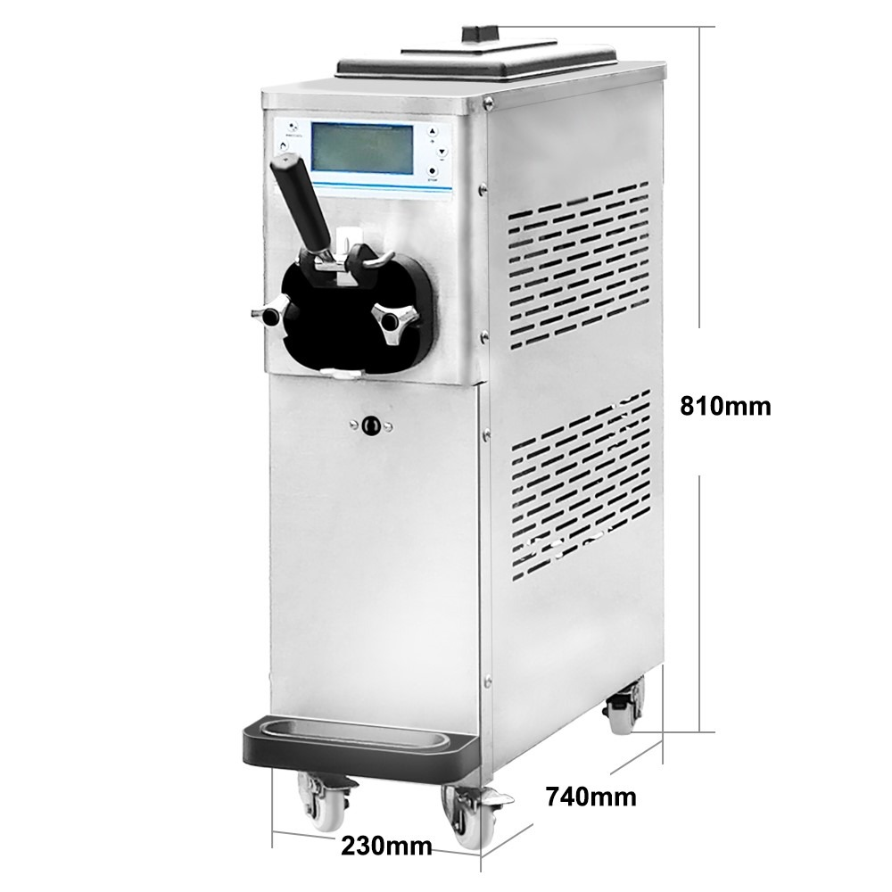 Mini Soft Serve Machine RSM 200