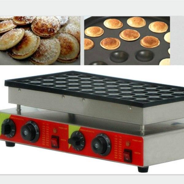 Mini Pancake Waffle Maker 25 Holes